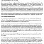 Page 2 - Tom Stoker, Dan Garland statements