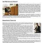 Page 6 - Jerry Westenkeuhler, Andrés Franco bios